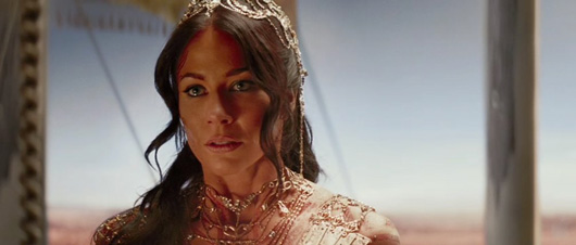 Lynn Collins as Dejah Thoris, from Disney's John Carter, coming in 2012